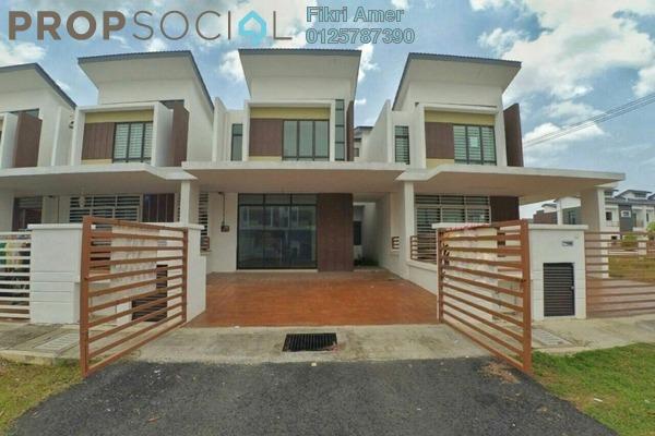 For Sale Terrace at Kota Warisan, Sepang Leasehold Unfurnished 4R/4B 565k