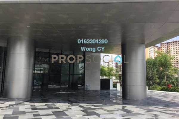 For Rent Office at Menara MBMR, Mid Valley City Freehold Unfurnished 0R/0B 10.3千