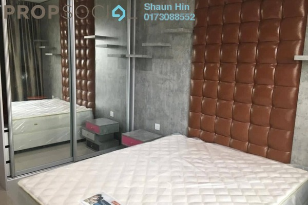 For Rent Condominium at i-City, Shah Alam Freehold Fully Furnished 1R/1B 1.3k