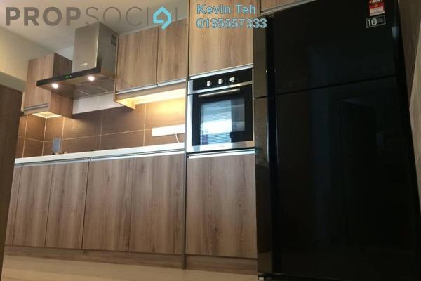 For Rent Condominium at Ceriaan Kiara, Mont Kiara Freehold Fully Furnished 4R/4B 4k