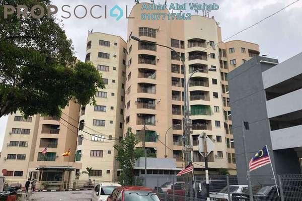 For Sale Condominium at Indah Villa, Bandar Sunway Freehold Semi Furnished 3R/2B 425k