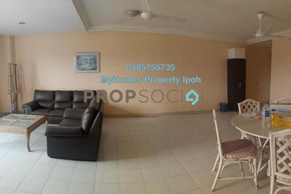For Sale Condominium at Hillcity Condominium, Ipoh Freehold Semi Furnished 4R/2B 220k
