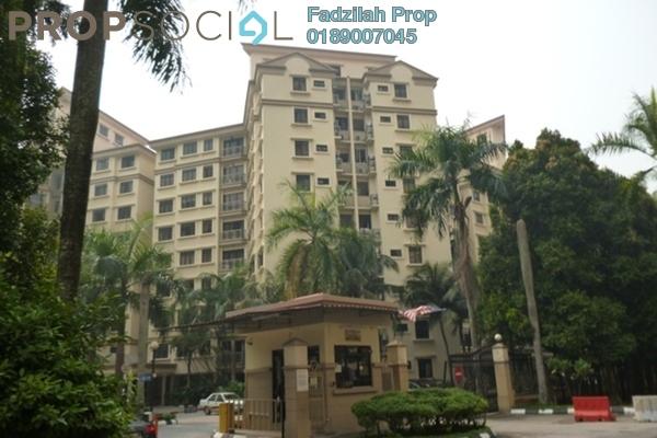 For Sale Condominium at Puncak Prima, Sri Hartamas Freehold Semi Furnished 3R/2B 550k