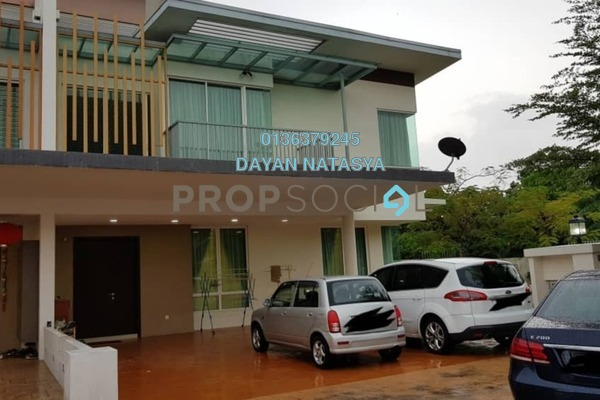For Sale Semi-Detached at Cassia @ Garden Residence, Cyberjaya Freehold Semi Furnished 5R/5B 1.8m