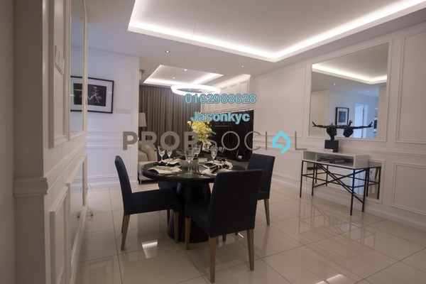 For Sale Condominium at KL Traders Square, Kuala Lumpur Freehold Semi Furnished 3R/2B 420k