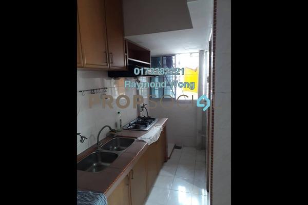 For Sale Apartment at Taman Lembah Maju, Pandan Indah Leasehold Semi Furnished 3R/2B 288k