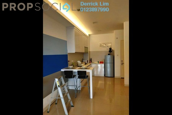 For Rent Condominium at Desa Green Serviced Apartment, Taman Desa Freehold Fully Furnished 1R/1B 1.7k