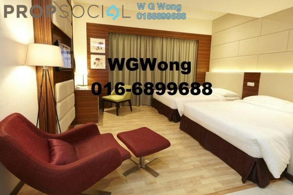 For Sale SoHo/Studio at OUG Square, Old Klang Road Freehold Fully Furnished 47R/47B 17m