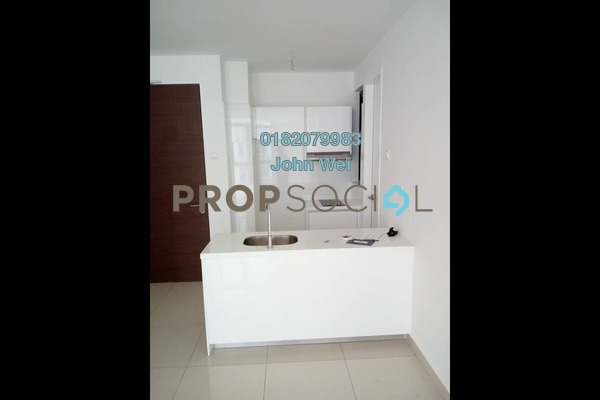 For Rent Condominium at H2O Residences, Ara Damansara Freehold Semi Furnished 2R/2B 1.5k