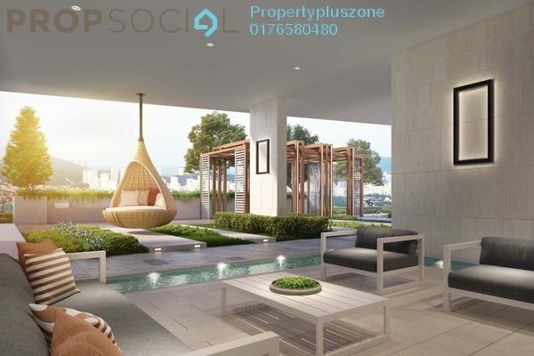 For Sale Condominium at Sterling, Kelana Jaya Freehold Semi Furnished 3R/2B 460k