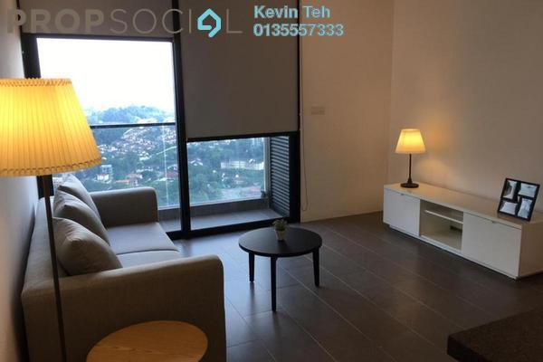 For Rent Condominium at The Establishment, Brickfields Freehold Fully Furnished 1R/1B 2.5k