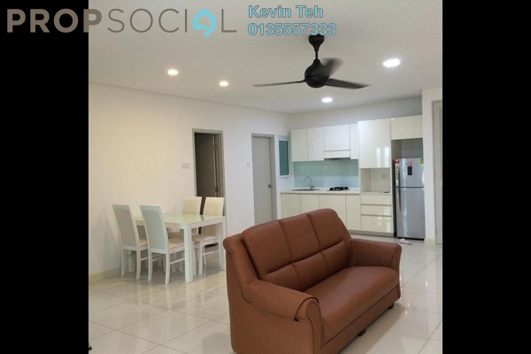 For Sale Condominium at V Residence @ Sunway Velocity, Cheras Freehold Fully Furnished 2R/2B 1.1m