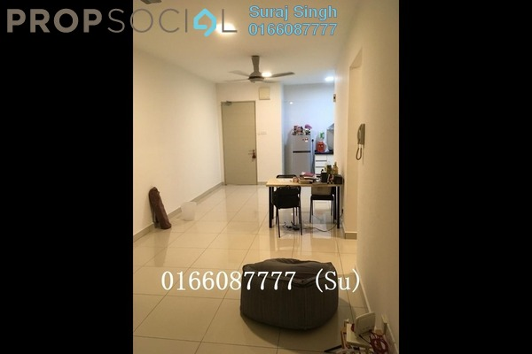 For Sale Condominium at The Regina, UEP Subang Jaya Freehold Semi Furnished 3R/2B 530k