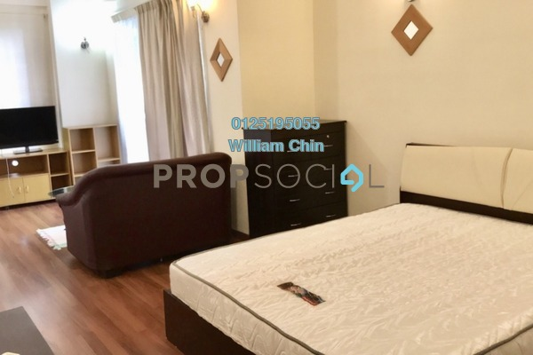For Rent Condominium at Casa Mutiara, Pudu Freehold Fully Furnished 0R/1B 1.9k