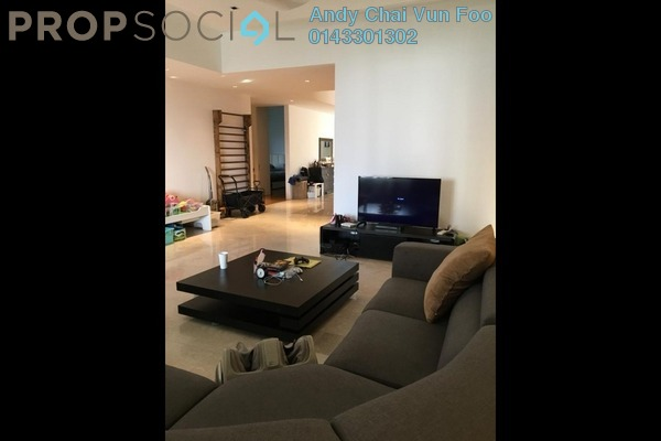For Sale Condominium at Park Seven, KLCC Freehold Fully Furnished 5R/4B 3.4m