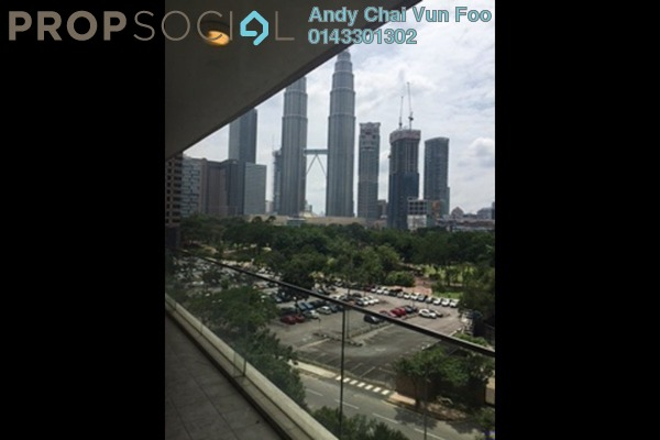 For Rent Condominium at Stonor Park, KLCC Freehold Semi Furnished 4R/4B 12.5k