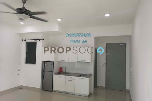 For Rent Condominium at CyberSquare, Cyberjaya Freehold Semi Furnished 0R/1B 900translationmissing:en.pricing.unit