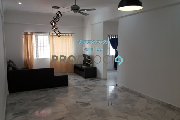 For Rent Condominium at Vista Prima, Puchong Freehold Fully Furnished 3R/2B 1.1k