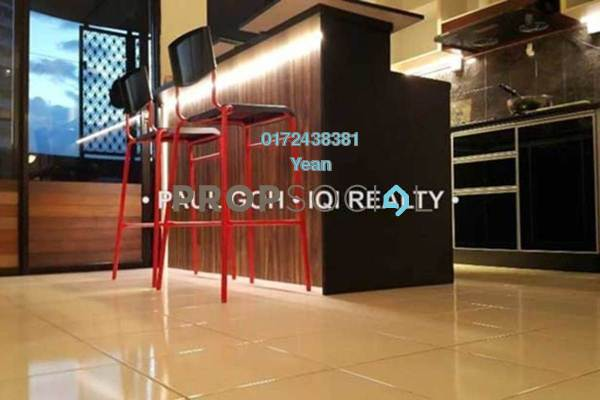 For Sale Condominium at Bukit Bintang City Centre, Pudu Freehold Fully Furnished 1R/1B 570k