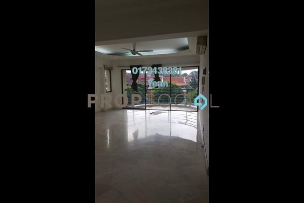 For Sale Condominium at Bukit Desa Condominium, Taman Desa Freehold Semi Furnished 3R/2B 570k