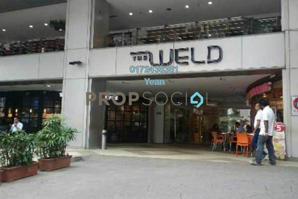 For Rent Shop at Menara Weld, Bukit Ceylon Freehold Unfurnished 0R/0B 3.23k