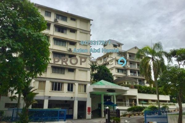 For Sale Condominium at Bangsar Permai, Bangsar Freehold Semi Furnished 3R/2B 700k