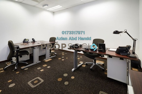 For Rent Office at Menara Axiata, KL Sentral Freehold Fully Furnished 0R/0B 2.8k