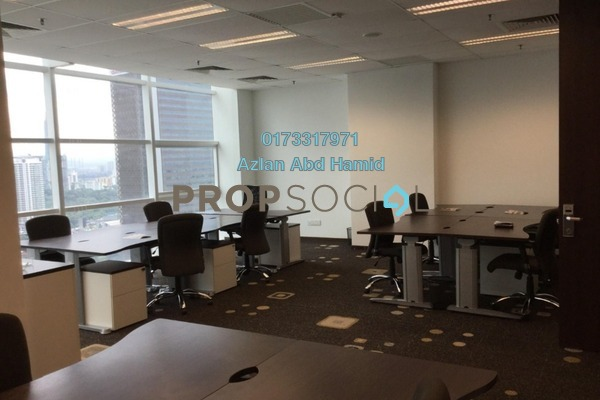 For Rent Office at Menara Axiata, KL Sentral Freehold Fully Furnished 0R/0B 10k