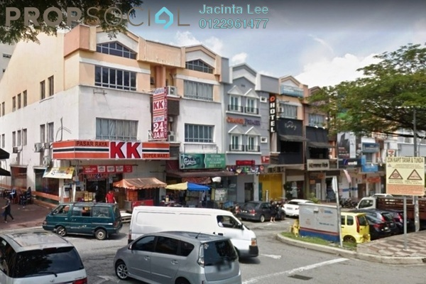 For Sale Shop at Section 2, Wangsa Maju Freehold Unfurnished 0R/6B 1.9m