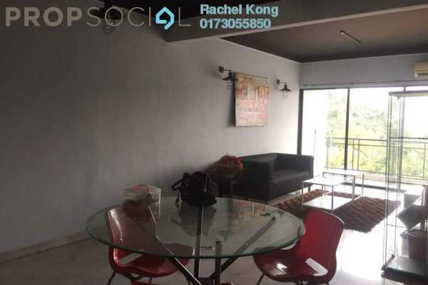 For Rent Apartment at Kristal Court, Seputeh Freehold Fully Furnished 3R/2B 2.3k