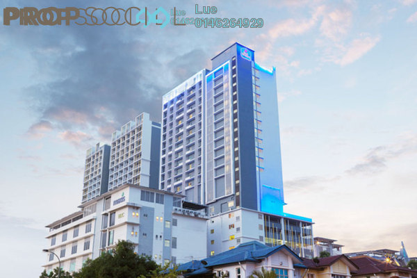 For Rent Duplex at i-City, Shah Alam Freehold Semi Furnished 0R/1B 1.3k