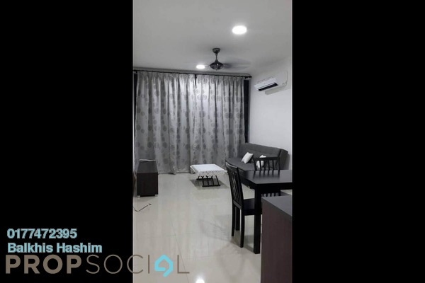 For Rent Serviced Residence at Vista Alam, Shah Alam Freehold Fully Furnished 1R/1B 1.4k
