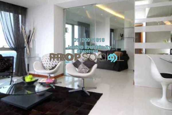 For Sale Condominium at Tropicana City Tropics, Petaling Jaya Freehold Semi Furnished 3R/2B 580k