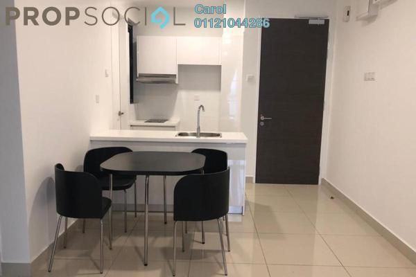 For Rent Serviced Residence at H2O Residences, Ara Damansara Freehold Semi Furnished 2R/2B 1.7k