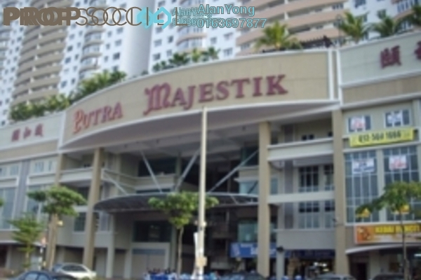 For Rent Condominium at Putra Majestik, Sentul Freehold Unfurnished 3R/2B 1.55k