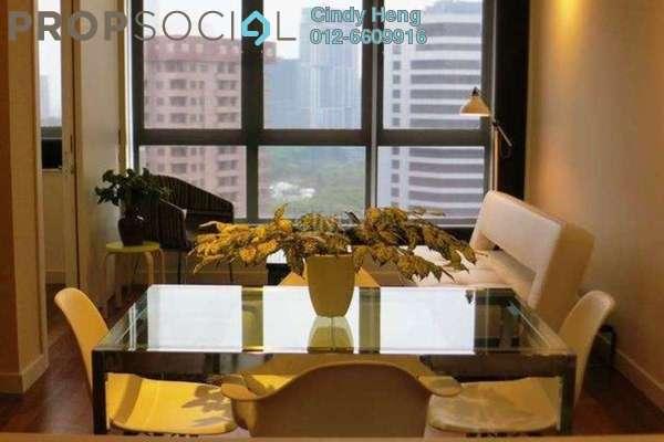 For Rent Condominium at 6 Ceylon, Bukit Ceylon Freehold Fully Furnished 1R/2B 4.8k