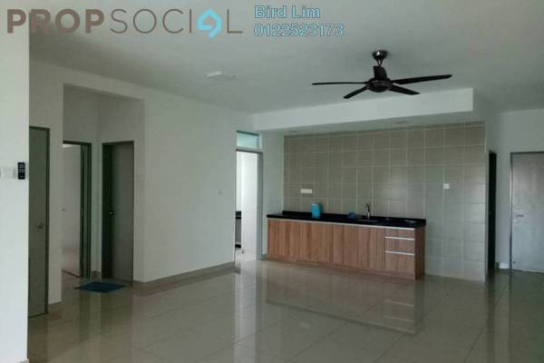 For Rent Terrace at KL Palace Court, Kuchai Lama Freehold Semi Furnished 3R/2B 1.78k