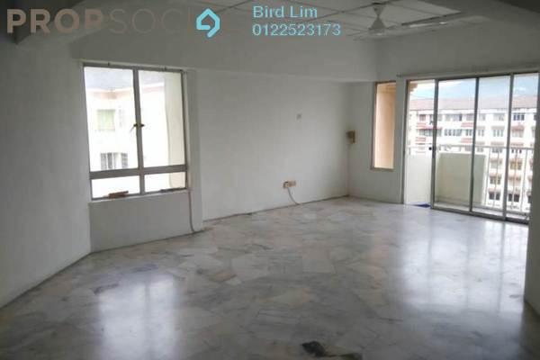 For Sale Terrace at Pandan Indah, Pandan Indah Freehold Unfurnished 3R/2B 354k