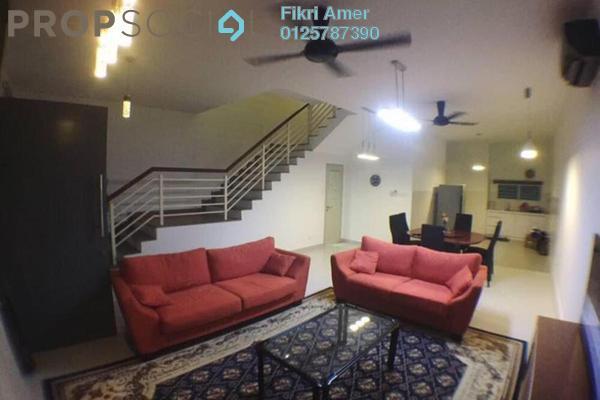 For Sale Terrace at Persiaran Seriemas Utama, Kota Seriemas Freehold Unfurnished 4R/3B 550k