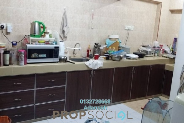 For Sale Apartment at Aman Satu, Kepong Freehold Semi Furnished 3R/2B 280k