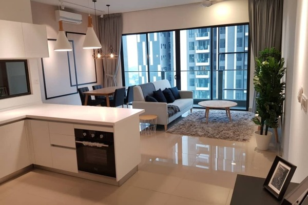 For Rent Condominium at CitiZen, Old Klang Road Freehold Semi Furnished 3R/2B 2.2k