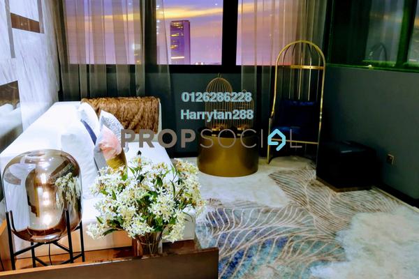 For Sale Condominium at M Vertica, Cheras Freehold Semi Furnished 3R/2B 450k