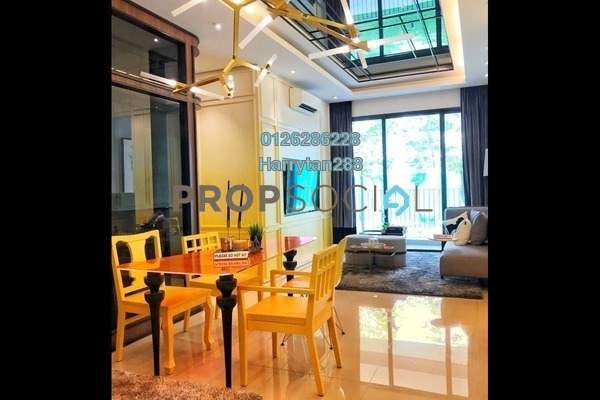 For Sale Condominium at The ERA, Segambut Freehold Semi Furnished 4R/4B 1.67m
