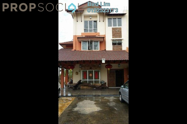 For Sale Semi-Detached at Taman Prima Tropika, Bandar Putra Permai Freehold Semi Furnished 5R/4B 1.78m