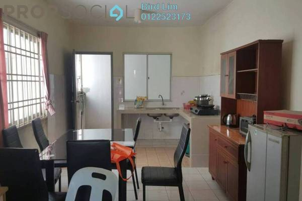 For Sale Terrace at Sutramas, Bandar Puchong Jaya Freehold Semi Furnished 3R/2B 319k