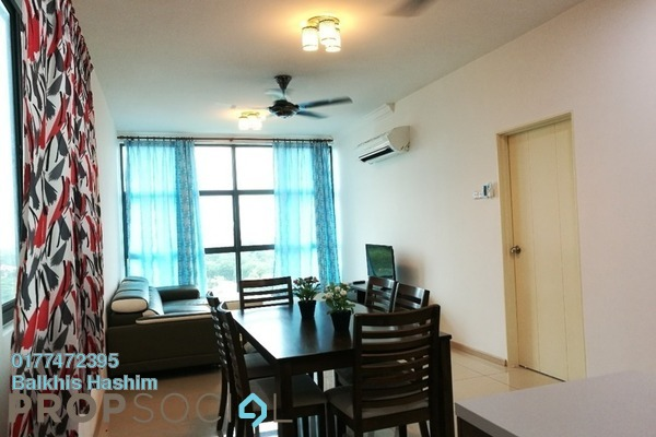 For Rent Serviced Residence at Vista Alam, Shah Alam Freehold Fully Furnished 2R/2B 1.7k