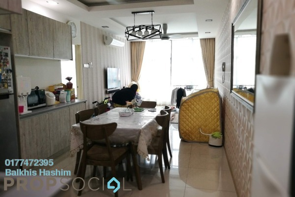 For Rent Serviced Residence at Vista Alam, Shah Alam Freehold Fully Furnished 2R/2B 1.9k
