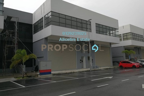 For Rent Factory at Sierramas, Sungai Buloh Freehold Unfurnished 0R/4B 8.87k