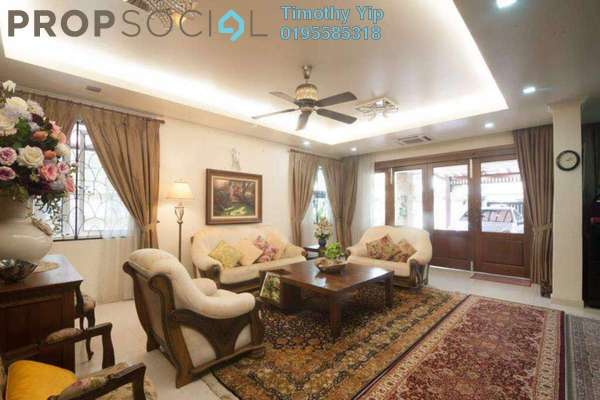 For Sale Semi-Detached at Bukit Segambut, Segambut Freehold Fully Furnished 5R/5B 2.38m