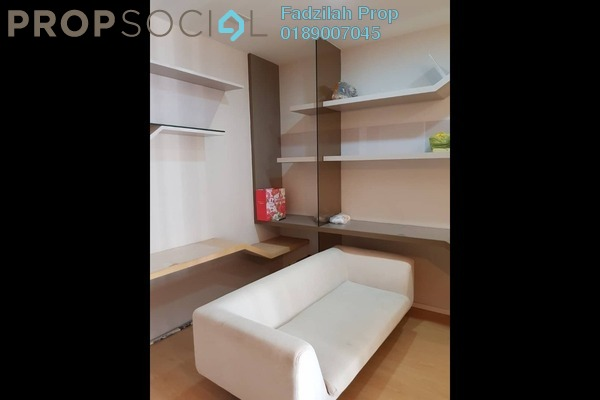 For Sale SoHo/Studio at VERVE Suites, Mont Kiara Freehold Fully Furnished 1R/1B 600k